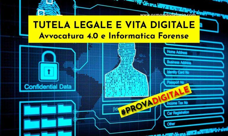 Avvocatura e informatica forense: la tutela per i cittadini vittime sul web è possibile!