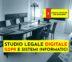 [IL CASO] Studio Legale Digitale e GDPR: mono avvocato con dipendenti