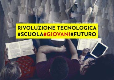 LA RIVOLUZIONE TECNOLOGICA VISTA DEI GIOVANI: TRA ISTRUZIONE, MERCATO E SOCIETA'