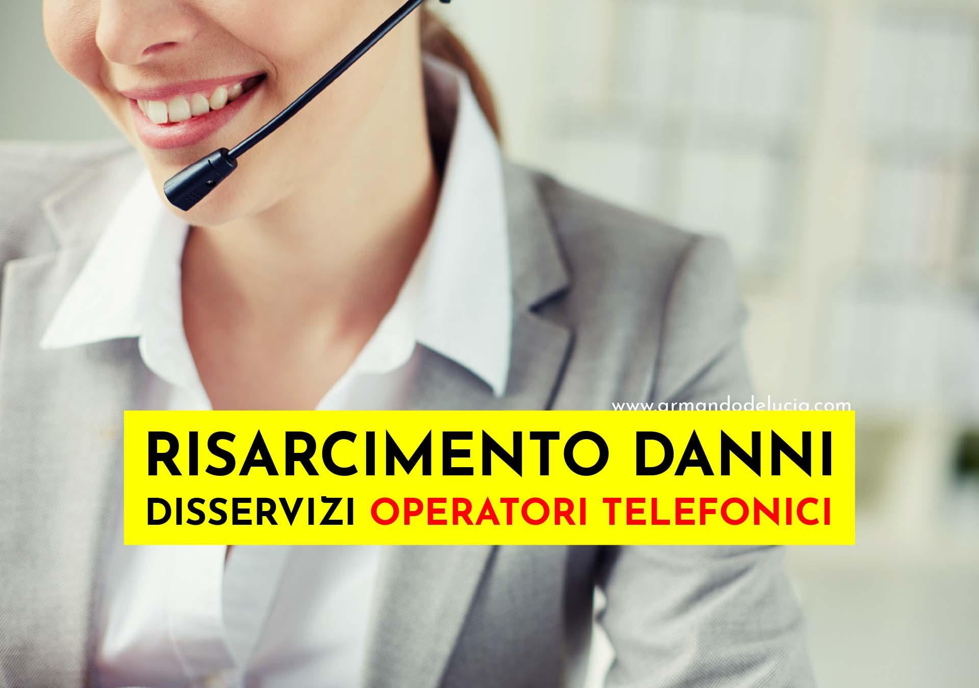 Risarcimento disservizio telefonico e internet: quando e come richiederlo