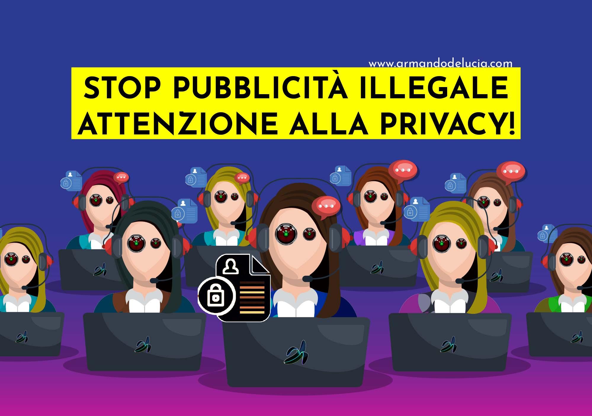 Telemarketing selvaggio e violazione della privacy: cosa c'è da sapere?